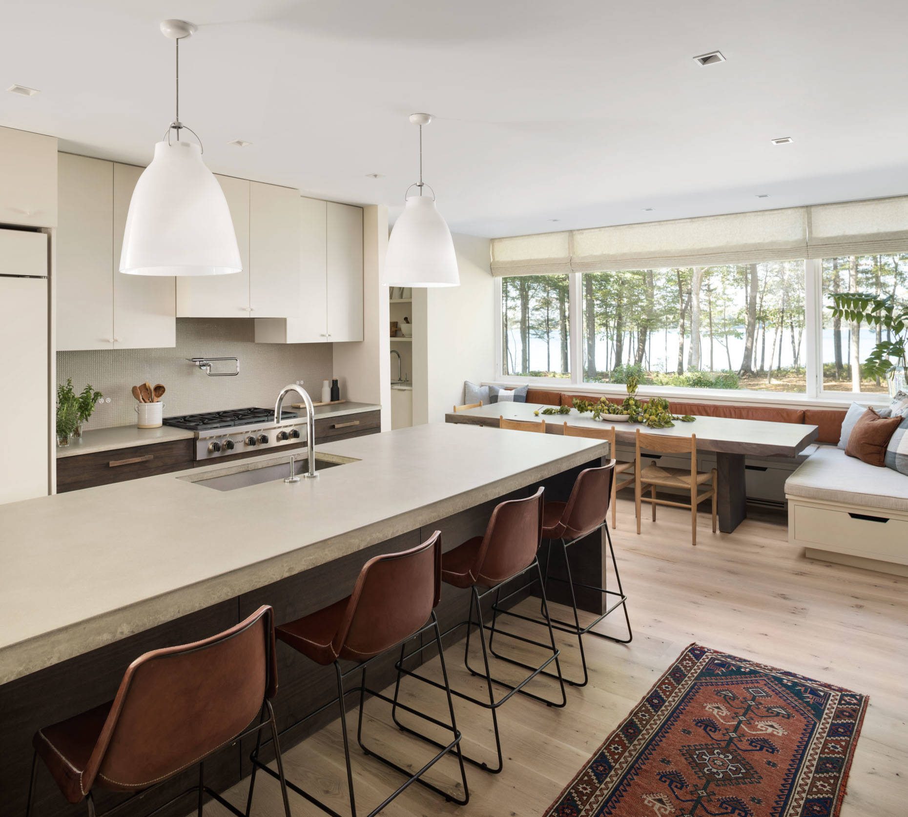 classic tropical island home decor home improvement.htm 75 beautiful kitchen with beige cabinets and concrete countertops  beige cabinets and concrete countertops