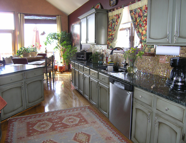 Littleton Home Traditional Kitchen Denver By