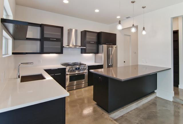 Live Oak #3 contemporary-kitchen