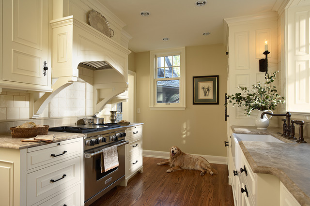 Example Of A Clic Kitchen Design In Minneapolis