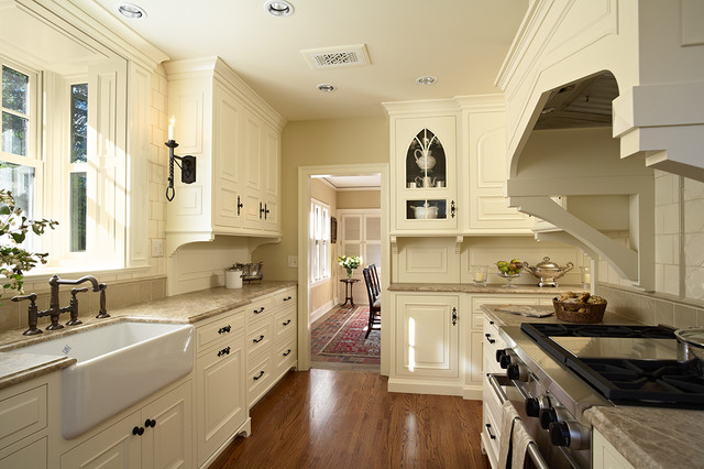 Tudor Kitchen Remodel