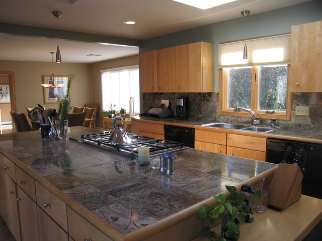 Lmw Designs Llc Contemporary Kitchen
