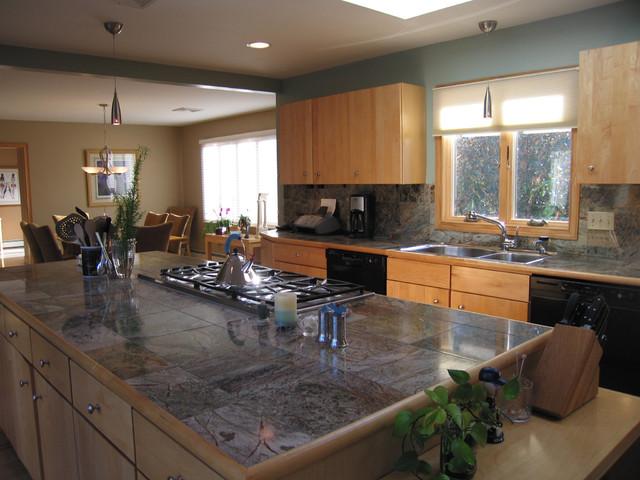 Lmw designs llc contemporary kitchen providence for Colorado kitchen designs llc