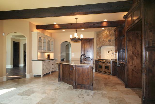 Lockley Way traditional-kitchen