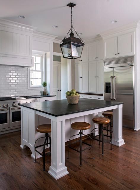 loftus design classique chic cuisine charlotte par jim schmid photography. Black Bedroom Furniture Sets. Home Design Ideas
