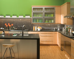Lofty Kitchen Concept contemporary kitchen