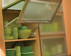 Lofty Kitchen Concept - Storage Solutions contemporary kitchen
