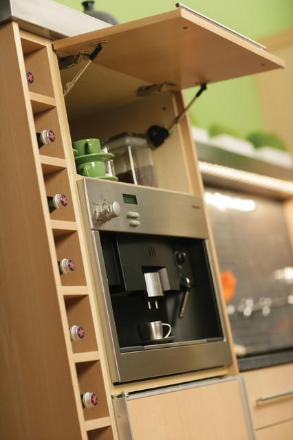 Lofty Kitchen Concept - Storage Solutions - Contemporary - Kitchen .