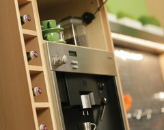 Lofty Kitchen Concept - Storage Solutions contemporary-kitchen
