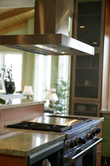 Logan Canyon House Contemporary Kitchen Salt Lake