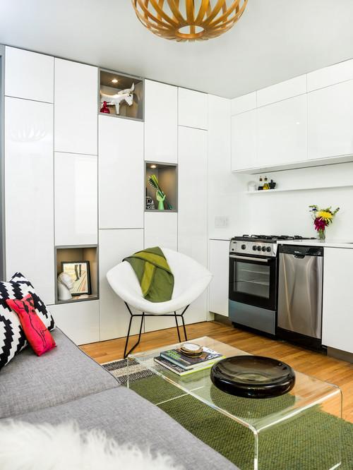 13 Tipps, wie Sie eine kleine Wohnung clever einrichten