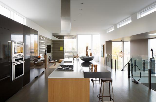 Lohi Modern Residence Modern Kitchen Denver By