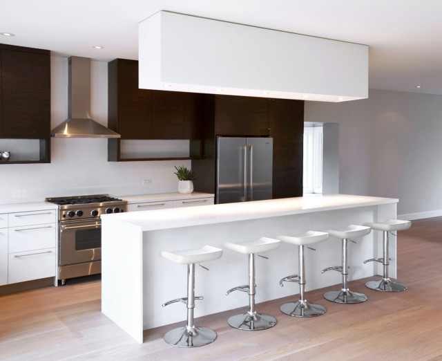 """Lola"" contemporary-kitchen"