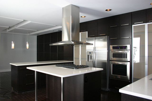 Lombard contemporary-kitchen