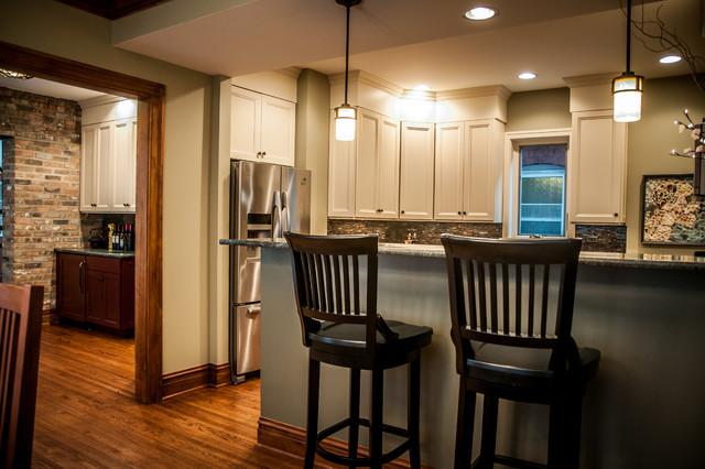 Lombard Kitchen contemporary-kitchen
