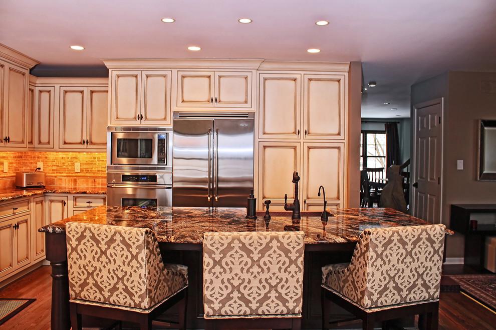 Lombardo - Traditional - Kitchen - Philadelphia - by ...