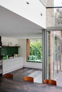 London Fields House - Eclectic - Kitchen - London