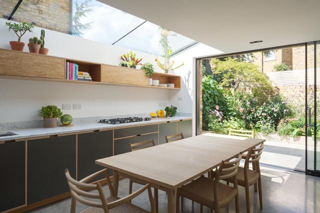 London Fields modern-kitchen