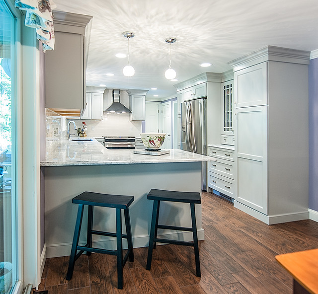Nh Kitchen Cabinets: Londonderry Kitchen Remodel
