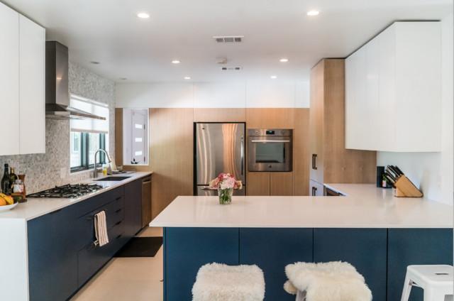 120㎡/现代/四居室装修设计