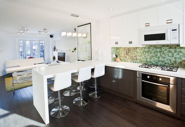 Longboat - Social modern-kitchen