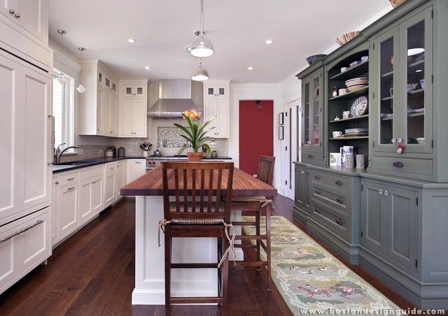 Longfellow Design Build Traditional Kitchen Boston By Boston Design Guide
