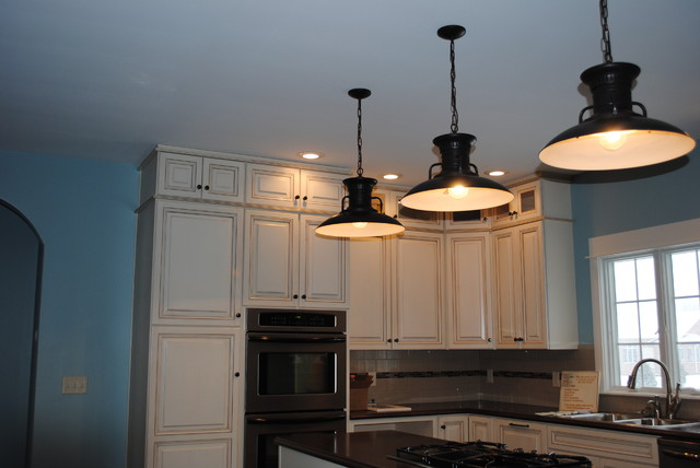 Longmeadow Model Lot 76 traditional-kitchen