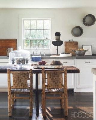 Lookbook country kitchen elle decor kitchen other for Elle decor kitchen ideas