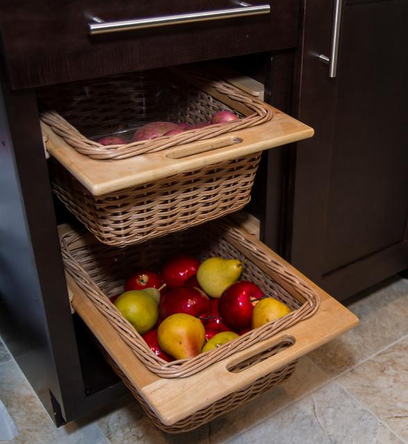 Lori Drive Project contemporary-kitchen