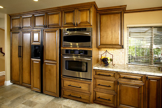 Loris Kitchen cabinet refacing in Marco Island traditional kitchen