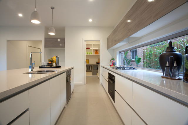 Lorne 302 display home for Display home kitchens