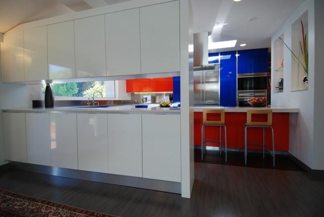 Los Altos, CA modern-kitchen