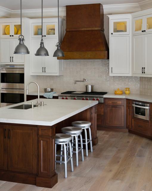 Los Altos Hills Fun Basement - Transitional - Kitchen - san francisco - by Allwood Construction Inc