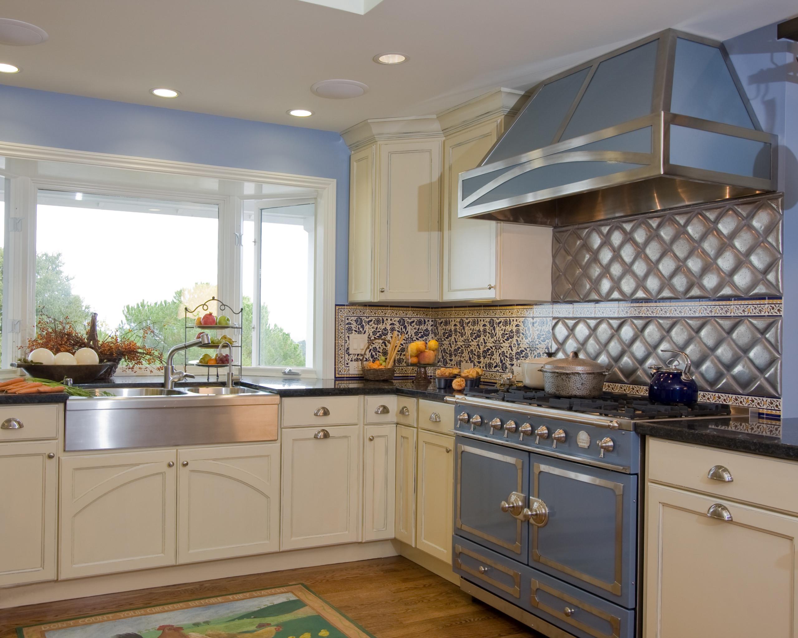 Los Altos Hills Mediterranean Kitchen