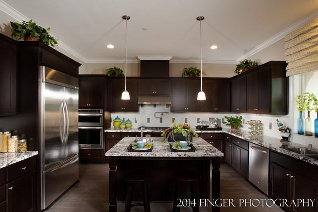 Los Altos Home Design in Sunnyvale, California contemporary-kitchen