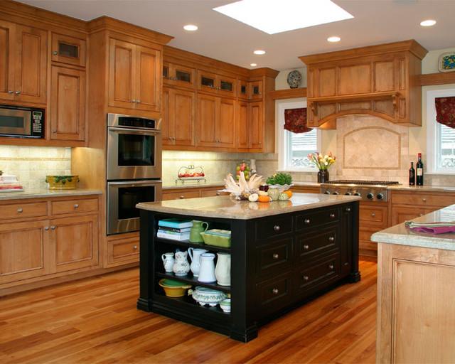Los Altos Ranch traditional-kitchen
