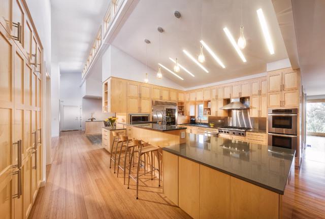 Los Altos Residence Contemporary Kitchen San Francisco