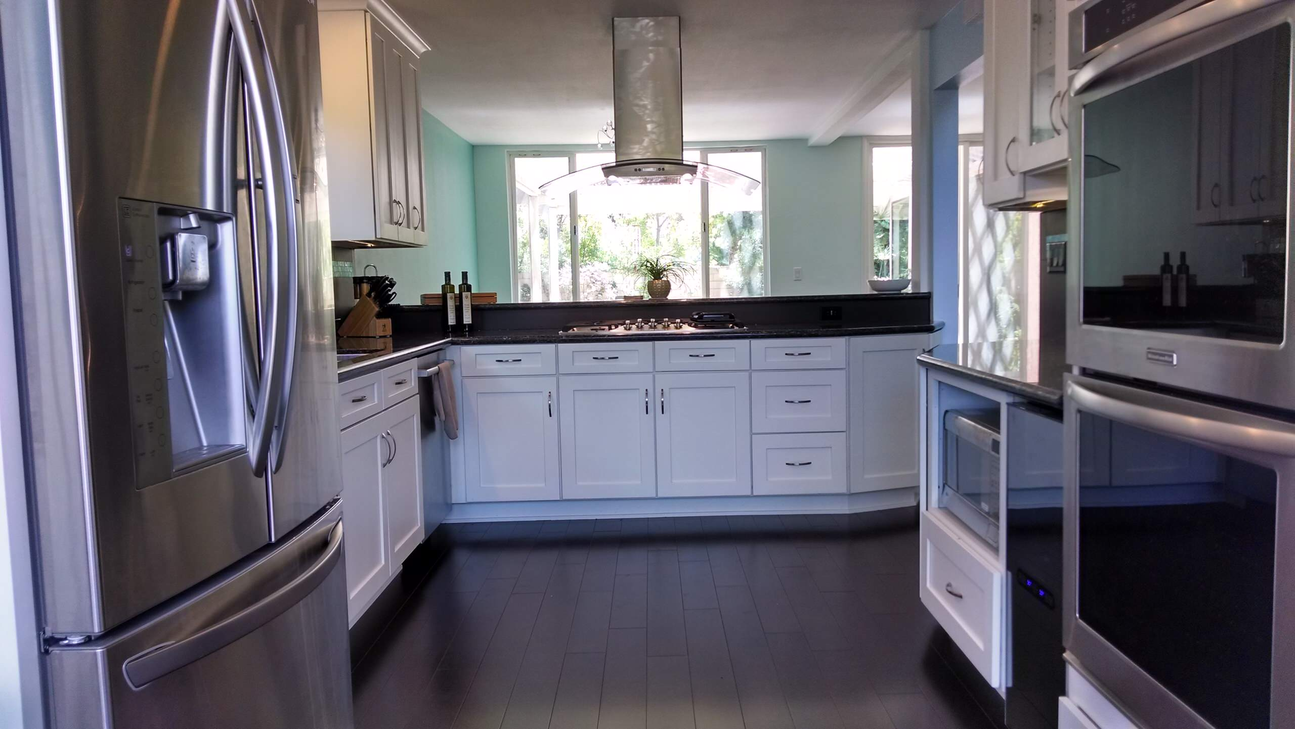 Los Angeles Area Kitchen Remodel