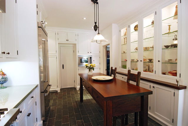 Los Angeles Farmhouse Kitchen renovation traditional kitchen