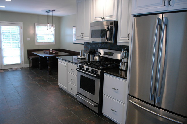 los angeles transitional kitchen remodel modern kitchen