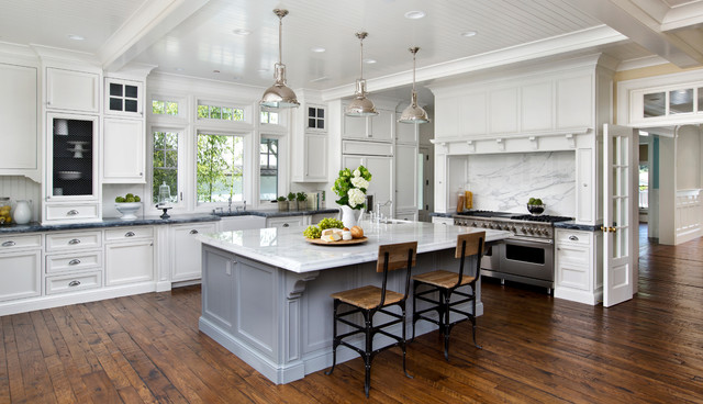 Los Gatos Historic Renovation Kitchen contemporary-kitchen