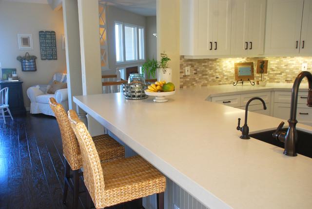 Los Osos California Remodel beach-style-kitchen