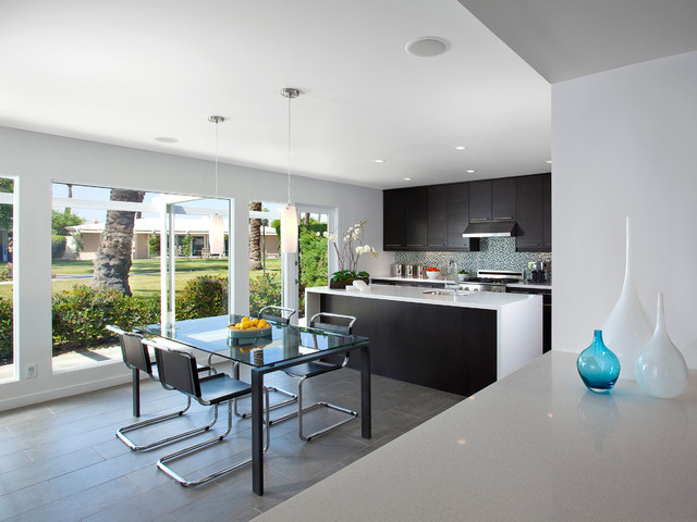 Los Pueblos Kitchen Design - Contemporary - Kitchen - los angeles - by Robert Frank Design