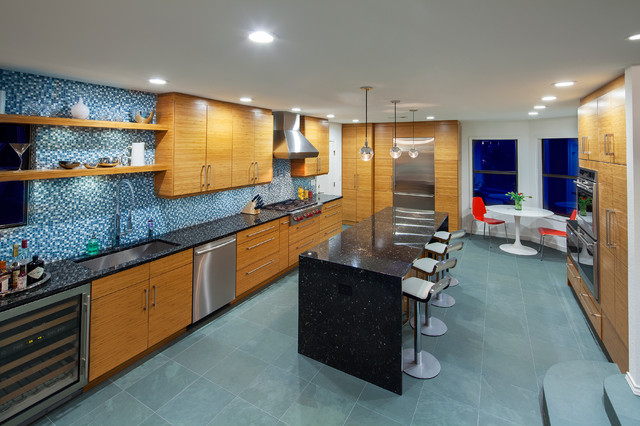 Lost creek remodel contemporary kitchen other metro for Morrison supply