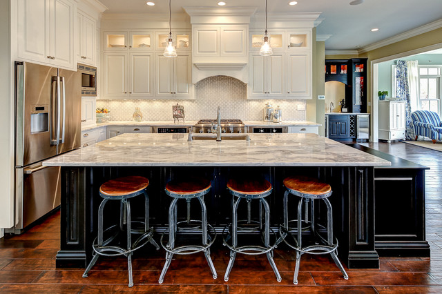 Awesome Large Kitchen Island Ideas Home Interior And Details Ideas