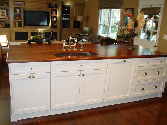 Loucks Residence traditional-kitchen
