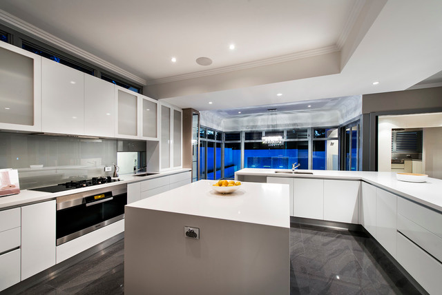 Louise contemporary-kitchen