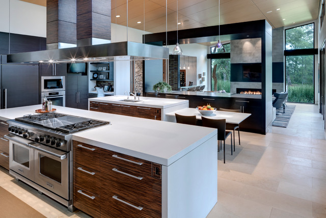 30 Kitchens That Prove The Value Of Double Islands The House Of Grace