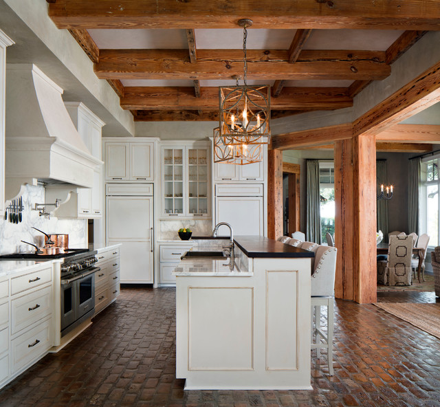 Louisiana Life On The River Traditional Kitchen New Orleans By Ourso Designs