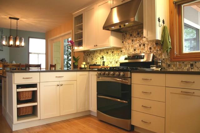 Louisville, CO Kitchen Remodel traditional-kitchen